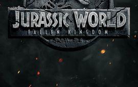 Jurassic World 2 dévoile un teaser dans lequel Chris Pratt dresse de nouveaux dinosaures