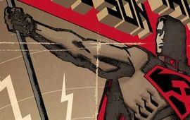 Warner est-il en train de préparer l'adaptation du cultissime Superman Red Son ?