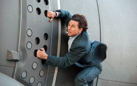 Mission Impossible 7 : après l'avion, Tom Cruise préfère le train dans la première photo officielle