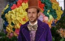 Ryan Gosling sera-t-il le jeune Willy Wonka dans le prequel de Charlie et la Chocolaterie ?