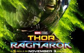 Thor Ragnarok : les nouvelles affiches nous offrent un joli arc-en-ciel de superhéros