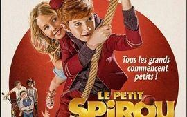 Le Petit Spirou : Critique effrontée