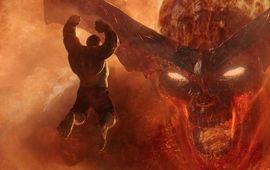 Découvrez le look alternatif des sbires de Surtur dans Thor : Ragnarok