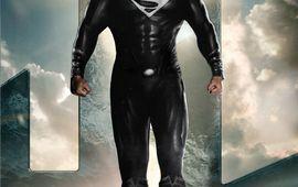 Superman avait bel et bien son costume noir sur le tournage de Justice League