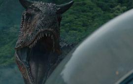 Jurassic World 2 : le Carnotaure passe à l'attaque dans une nouvelle image