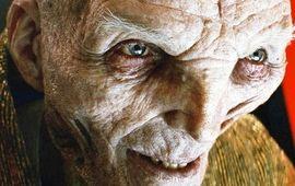 Star Wars Episode IX : Andy Serkis revient sur le sort de Snoke