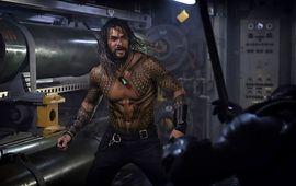 Aquaman : Jason Momoa passe à l'action dans une nouvelle image