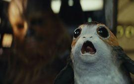 Les Porgs ont une vraie raison d'exister dans Star Wars : Les Derniers Jedi