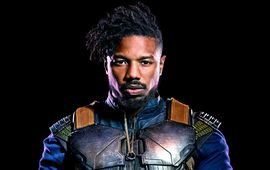 Black Panther : le costume de Killmonger serait-il un hommage à Dragon Ball Z ?