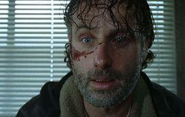 The Walking Dead : le producteur et auteur du comics attend toujours que Rick se fasse couper la main
