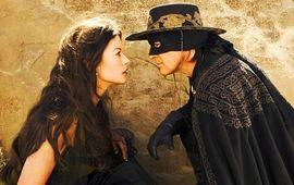 Le Masque de Zorro : critique de cape et d'épée