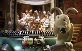Wallace et Gromit - Le mystère du lapin-garou : critique