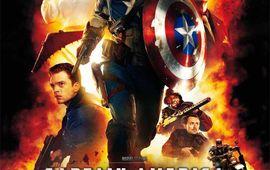 Captain America : The First Avenger - critique super-héroïque