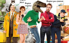 Jurassic World 2 : découvrez 10 films qui auraient été meilleurs avec des Raptors