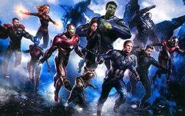 Avengers 4 : les frères Russo nous teasent avec une mystérieuse photo du tournage