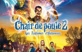 Chair de poule 2 :  Les Fantômes d'Halloween dévoile une première bande-annonce