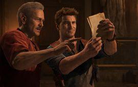 Uncharted : première photo de tournage avec les personnages de Nathan et Sully
