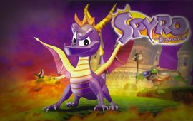 Retro gaming : Spyro, ou la naissance d'une saga culte et magique