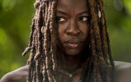 The Walking Dead : Michonne prépare son grand départ dans la première image de la saison 10
