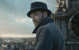 Les Animaux fantastiques 3 : Jude Law réagit au départ de Johnny Depp