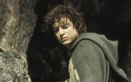 Elijah Wood (Frodon) est à la fois curieux et inquiet de voir la série Le Seigneur des Anneaux d'Amazon
