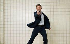 Bond 25 : après les accidents survenus sur le tournage, Daniel Craig nous rassure en gonflant ses gros muscles