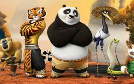 Kung Fu Panda : critique Mawashi-Geri