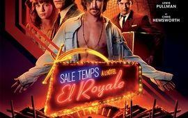 Sale temps à l'hôtel El Royale : critique Cluedodo