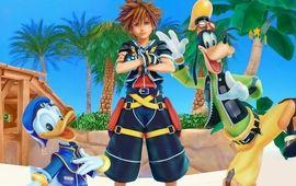 Kingdom Hearts 3 : Vidéo Intro Kingdom Hearts - VO