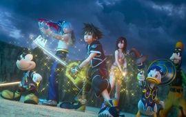 Kingdom Hearts 3 : Vidéo  Face my Fears - Trailer - VO
