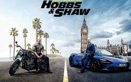 Fast & Furious : Hobbs & Shaw dévoile une bande-annonce explosive, en mode SF et grand n'importe quoi