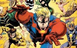 Eternals : la production du film Marvel continue... en télétravail