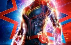 Captain Marvel : critique Javel