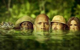 Jumanji : Bienvenue dans la jungle - critique verte