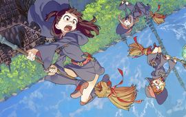 Little Witch Academia : l'animé magique qui enterre Harry Potter ?
