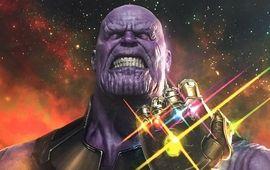Avengers : Infinity War - un nouveau visuel montre un Thanos qui se la joue Batman