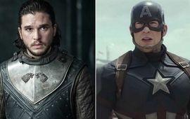 Game of Thrones : le romancier George R.R. Martin donne enfin son opinion sur Avengers : Endgame