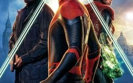 Spider-Man : Far from Home - critique qui ne tisse pas très loin