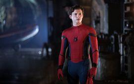 Marvel : première image masquée de Spider-Man 3 avec Tom Holland