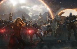 Avengers : Endgame - une bataille épique avec Thanos a été supprimée du film