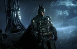 Le prochain jeu vidéo Batman se dévoile un peu plus