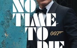 Mourir peut attendre mais pas Daniel Craig, qui montre sa trombine sur l'affiche du prochain 007