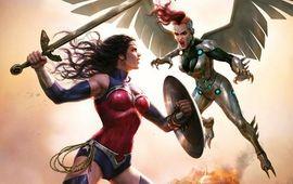 Wonder Woman : Bloodlines - critique qui a ça dans le sang