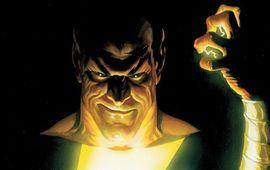 Black Adam : le film du DCEU a peut-être trouvé son Hawkman