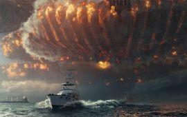 Moonfall : Roland Emmerich balance une photo de tournage de son Armageddon lunaire