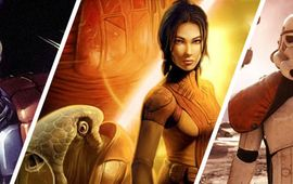 Star Wars : Knights of the Old Republic, Shadow of the Empire... ces jeux vidéo meilleurs que les films