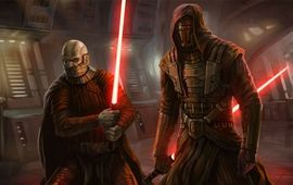 Star Wars : Knights of the Old Republic - le remake est en cours mais ça risque de ne pas vous plaire