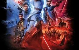 L'Ascension de Skywalker est le Star Wars le moins apprécié, toutes trilogies confondues