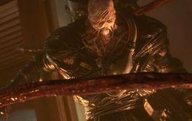Resident Evil 3 : Nemesis : Bande-annonce Nemesis VOST