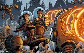 Après The Boys et Preacher, Seth Rogen va adapter le comics Fear Agent avec David F. Sandberg pour Amazon